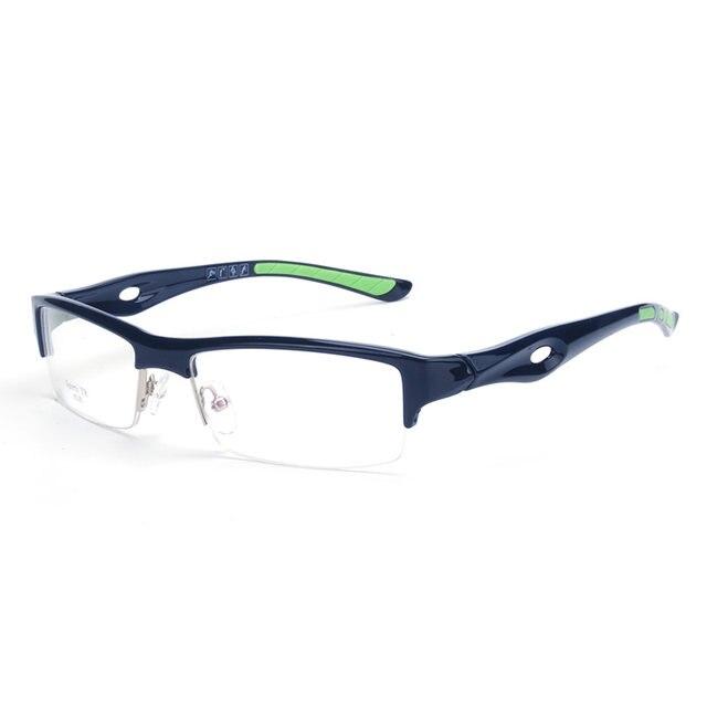 Tienda Online Vazrobe tr90 Gafas Marcos para hombres claro ojo Gafas ...