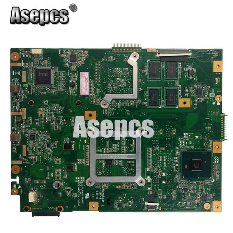 Asepcs K52JR REV2.3A Laptop motherboard para ASUS