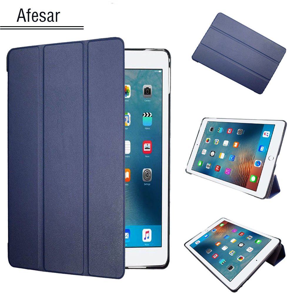 UltraSlim Flip Cover for Apple iPad Pro 9.7 Case - Afesar Leather Stand Folio Smart book Case Cover for 2016 iPad Pro 9.7 inch surehin nice smart magnetic premium real genuine leather case for apple ipad pro 10 5 cover stand thin flip protective case