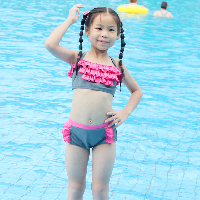Question how litle bikini young girls think, that