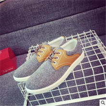 The new 2016 high quality fashion brand of men's casual shoes shoes classic zapatos hombre breathable men's shoes