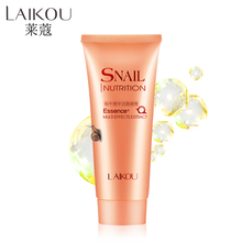 LAIKOU Snail nutrition Essence Multi Effects facial cleaners Gel Treatment Acne Pimples Lift Firming Remove blackheads