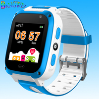 2019 BANGWEI Новый брендовые Смарт часы дети анти потерянный детские часы SOS положение вызова поиск позиция устройство отслеживания с аккумулято