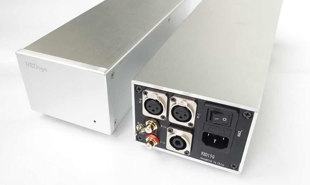 NBD190 _ высокого класса Цифровые усилители мощности шасси