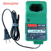 Dawupine MT1008 Electrical Drill Ni MH Ni CD Battery Charger Replacement For Hitachi UC18YG 7 2V
