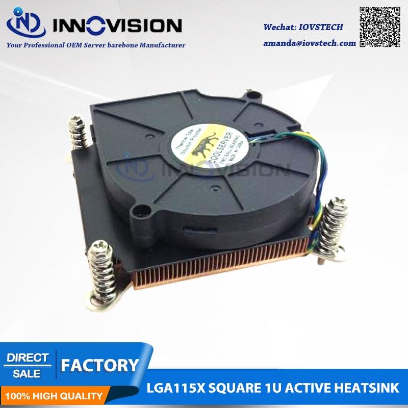 מעבד חדש Cooler מעבד Socket LGA 1150/1151/1155/1156 - רכיבי מחשב