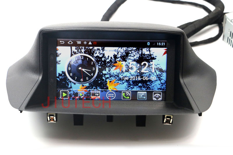 buy car stereo autoradio satnav gps navi headunit dvd player for renault megane. Black Bedroom Furniture Sets. Home Design Ideas