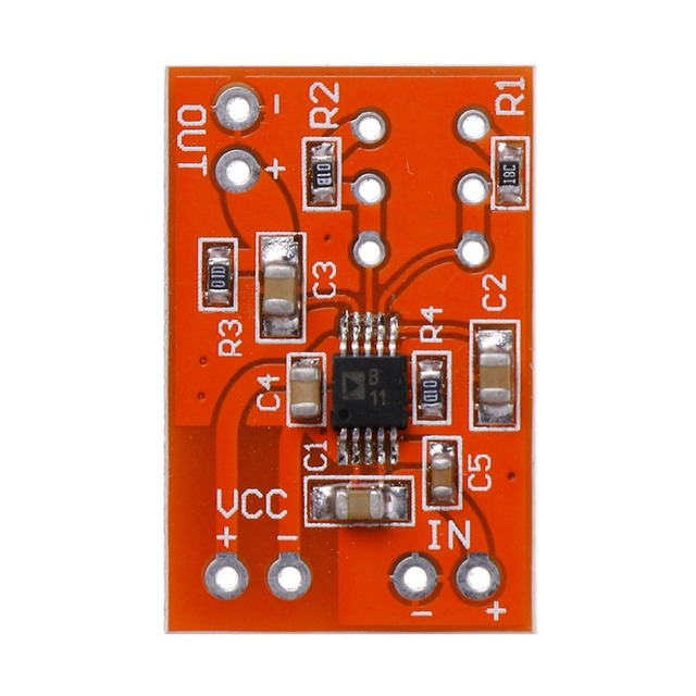 SSM2167 Microphone Preamplifier Board Low Noise COMP Compression Module DC 3V-5V