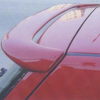 Aile d'aileron de toit arrière d'apprêt de FRP de Style de Golf 4 ABT pour Volkswagen VW MK4 1997-2004