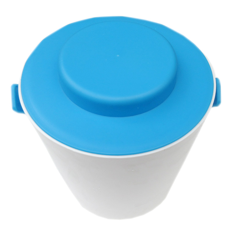 Ice Cream Tools ice bucket 1 2L ice cream bucket wine cooler champagne bucket wine bucket spit wire barrel container wine holder in Ice Cream Tubs from Home Garden