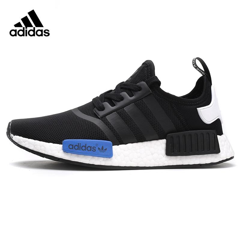 Adidas NMD Runner hombres y mujeres Zapatos, negro, shock