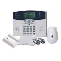 40 영역 lcd 디스플레이 diy 설치 pstn 무선 홈 보안 도난 경보 시스템