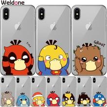 Marvel Avengers Case For iPhone XS Max XR X 7 6s 8 Plus 5S SE Super Bat Man Spiderman Deadpool phone Cases Cover Etui Coque marvel avengers case for iphone 11 pro max xs max xr x 7 6s 8 plus 5s se super iron man spiderman deadpool phone cases cover