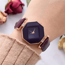 Watches Women Luxury Brand Leather Strap High Quality Gold Bracelet Quartz Watch For Women Dress Wristwatches Female Clock hot цены