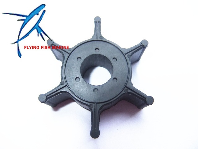 yamaha 4hp outboard. water pump impeller 6e0-44352-003 6e0-44352-00 for yamaha 4hp 4hp outboard