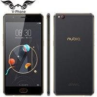 Original Nubia M2 Lite 4G LTE Mobile Phone 3 4GB RAM 64GB ROM MT6750 Quad Core