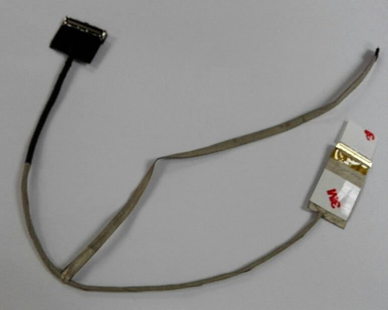 WZSM NEW ლეპტოპი LCD LVDS ვიდეო კაბელი HP Pavilion G6-2000 LCD კაბელისათვის P / N: DD0R36LC010 DD0R36LC050 DDOR36LC030