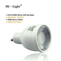 WIFI GU10 1 6million Color Change Dimmable 2 4G Led Spot Lamp 85 265V 4W RGBW