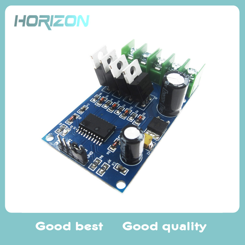 5-40v 170w High-power H-bridge Driver With Brakes Nmos Reversing Motor Home Automation Modules
