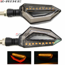 цена на Motorcycle Turn Signal LED blinkers flashing lights led flashers for Honda CBR 600 F2 F3 F4 F4i CBR600RR CB1000R CB599 CB600