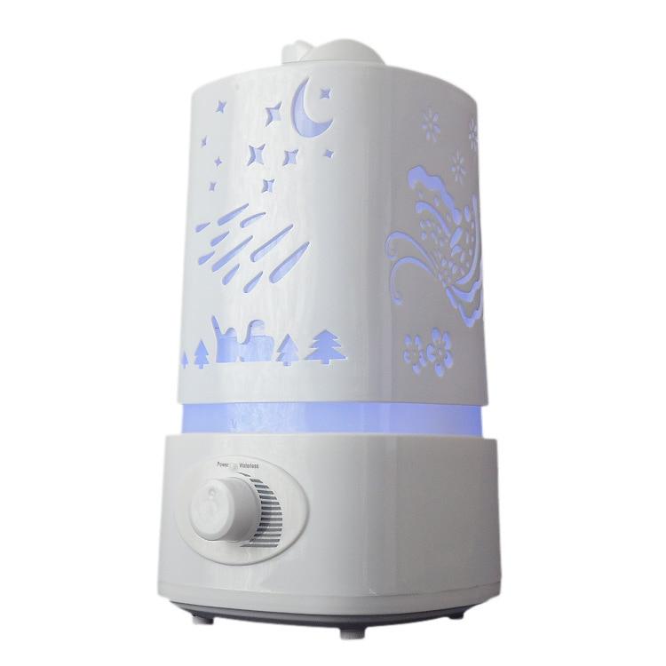 Air humidifier mini night light fragrance Ultrasonic atomizer Household humidifier mini air humidifier