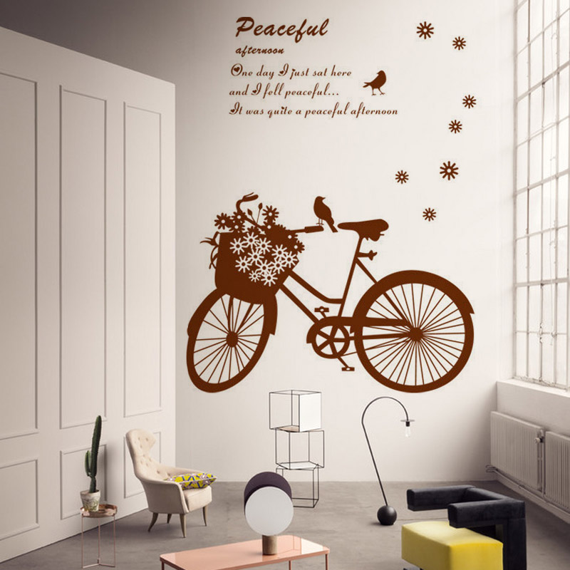 popular poster bike decoration-buy cheap poster bike decoration