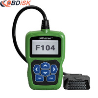 OBDSTAR F104 Pin Code Reader And Key Programmer For Chrysler Jeep Dodge Support New Models
