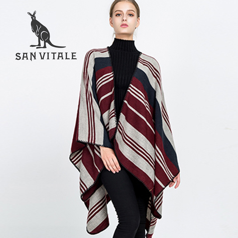 Scarves For Women Scarf Winter Warm Skull Cape Gift Clothing Famous Brand Accessories Apparel Winter Warm Luxury Brand Cashmere