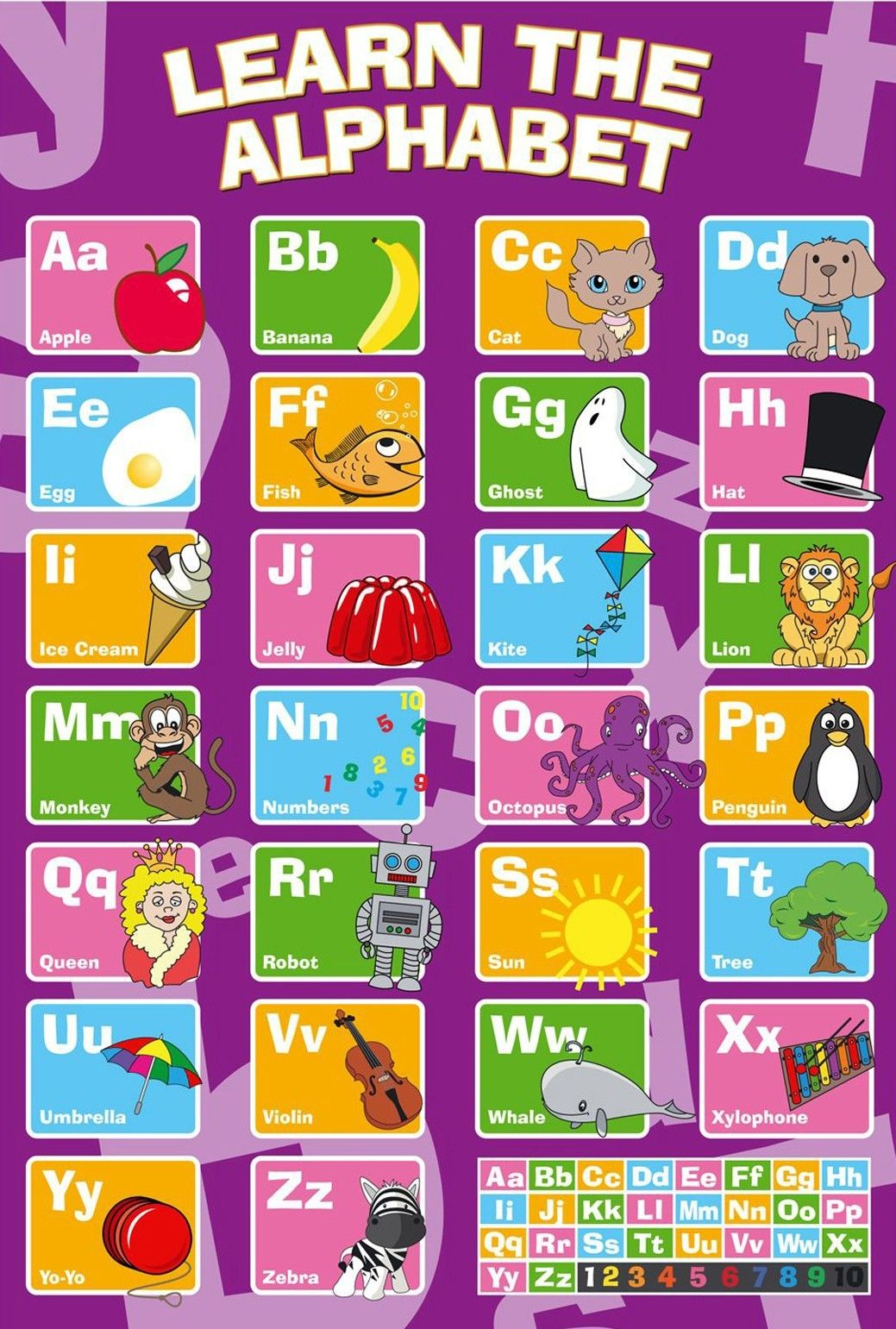 Learn how to read ABC Alphabet - Nice Video song - YouTube