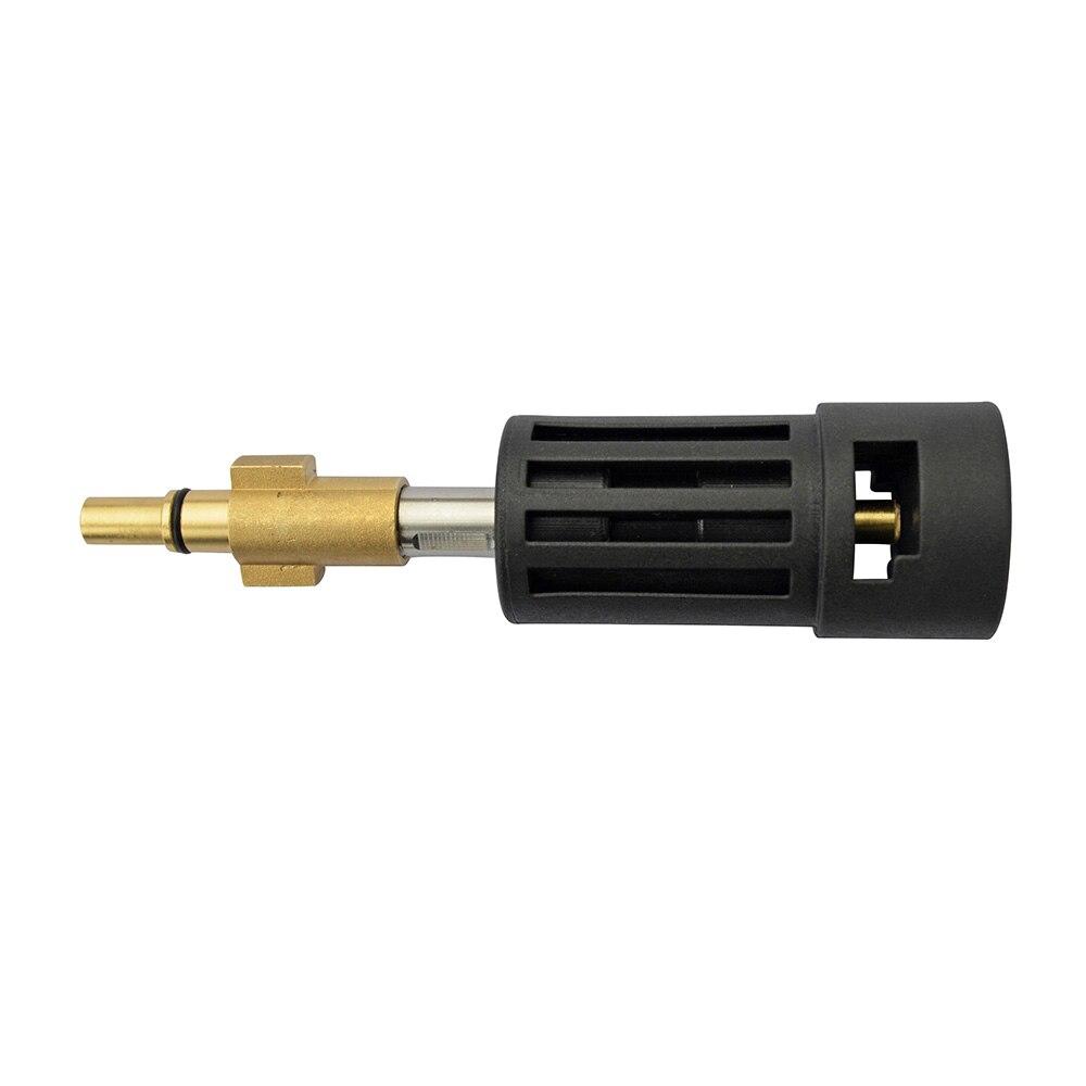 Adaptador de Conector para a conexão de AR de Lavadora De alta Pressão/Interskol/Lavor/Bosche/Huter/M22 Lança para karcher Arma Baioneta Feminino