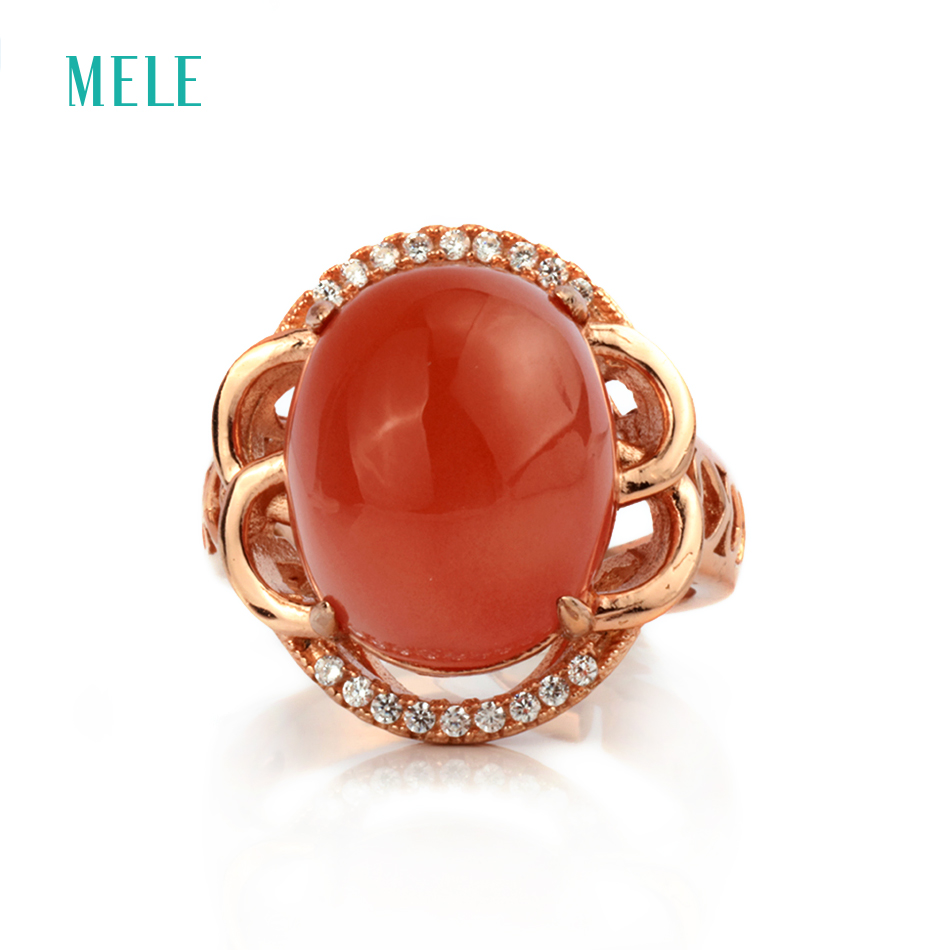 Natural red agate silver ring, oval 11mm*14mm, deep red color and romantic design, fashion and popular silver ring for parties o ring for eheim 2213 and 2013 canister filters red