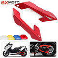 For Yamaha T-MAX 530 2012 ~2015 Motorcycle Belt Guard  Cover Protector motorcycle accessories motorbike aluminum Red