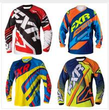2019 New Downhill Jersey mtb jersey long sleeve women mx dh t-shirt Mountain Bike Riding Equipment Jersey ropa mtb(China)