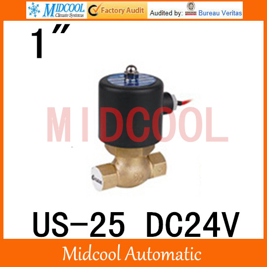 High quality high temperature steam solenoid valve DC24V port 1 two position, two way US-25 high quality high temperature steam solenoid valve dc24v two position two way us 15