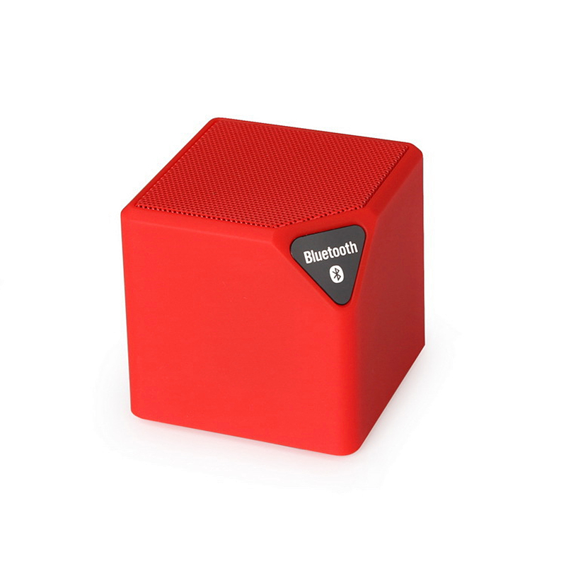 Fu&y Bill Bluetooth Speaker X3 Cube Led Speaker TF USB Wireless Portable Music Player Sound Box Subwoofer Loudspeakers