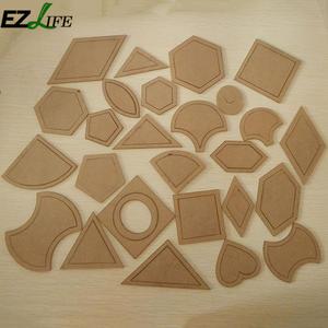 Pcs Set Kraft Paper Template Diy Craft Pattern Sewing