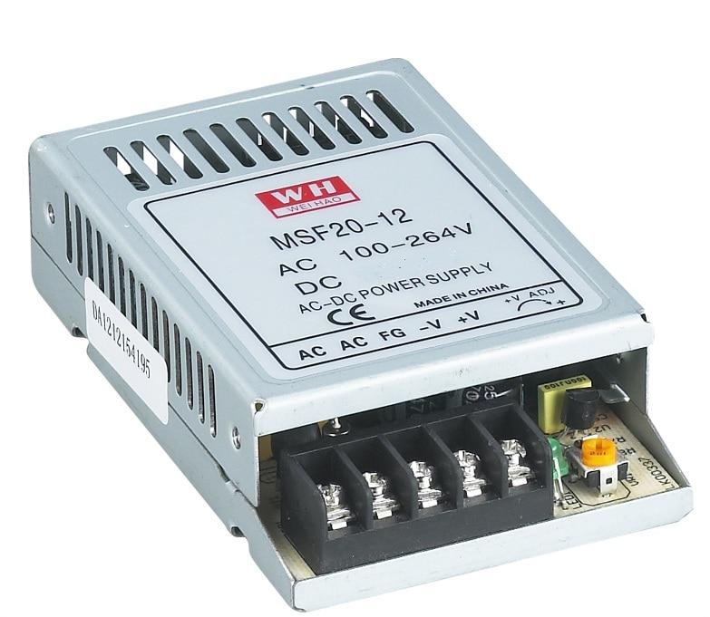 цена на 20W 5V 4A Ultra thin Single Output Switching power supply for LED Strip light