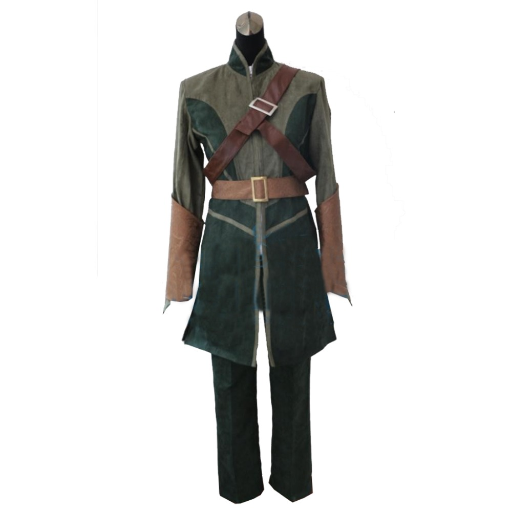 2017 Hot Selling halloween costumes the Lord of the rings The hobbit Legolas cosplay costume