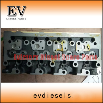 For Komatsu excavator engine rebuild 4D95 S4D95 4D95L cylinder head