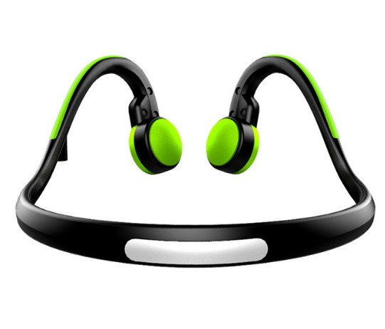 bone conduction earphones wireless sport headphone bluetooth fitness comfortable wearing for exercise running cyclist big bluetooth wireless headphone earphones