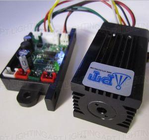Image 4 - סופר לייזר יציב 200mW 532nm ירוק לייזר מודול שלב אור RGB לייזר ראש מודול דיודה לייזר TTL DC 12V luces לייזר נורות