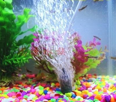 20*30 мм цилиндр аквариум Воздушный камень Fish Tank кислорода диффузор Озона Диффузор пузырь камень