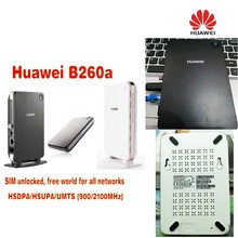 цена на HUAWEI B260a wifi Router HSDPA+/GSM 3G 7.2Mbps unlocked wireless gateway