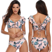 Sexy Swimsuit Plus Size Swimwear Women Bikini 2019 Mujer Bodysuit Bathing Suit Push Up Bikini Set Beach Biquini Mayo swimsuit 2017 women plus size bikini set high quality bathing suit push up biquini super large cup swimwear sexy 4 colors solid swimsuit