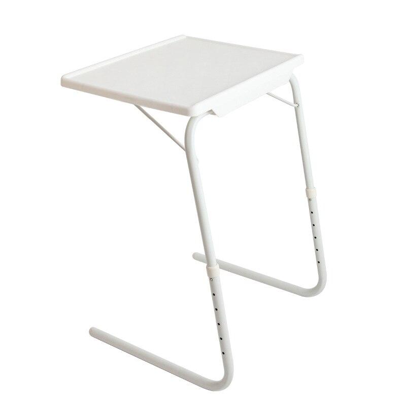 Simple mode multifonction support pliant pour ordinateur portable bricolage réglage de la hauteur ordinateur bureau à côté du lit canapé ordinateur portable Table