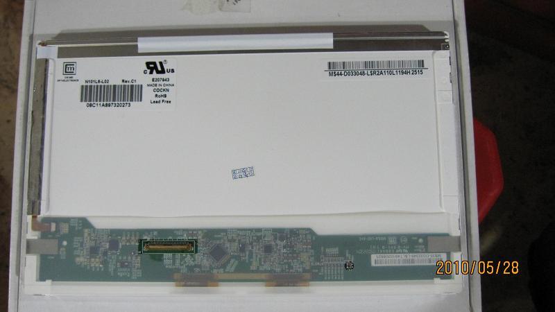 N101L6-L02 10.1 inch notebook LCD screen