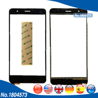 With Tape 5 5 Touchscreen For Fly Cirrus 9 FS553 FS 553 Touch Screen Digitizer Panel