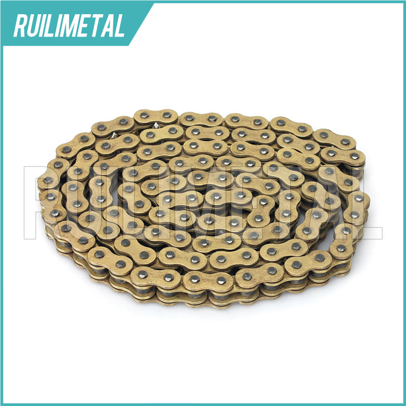 Offroad Dirt Bike Drive Chains Chain 520 x 120 Links X-Ring For Yamaha YZ125 05-16 YZ250 YZ250F YZ450F WR250F WR426F 00 01 02