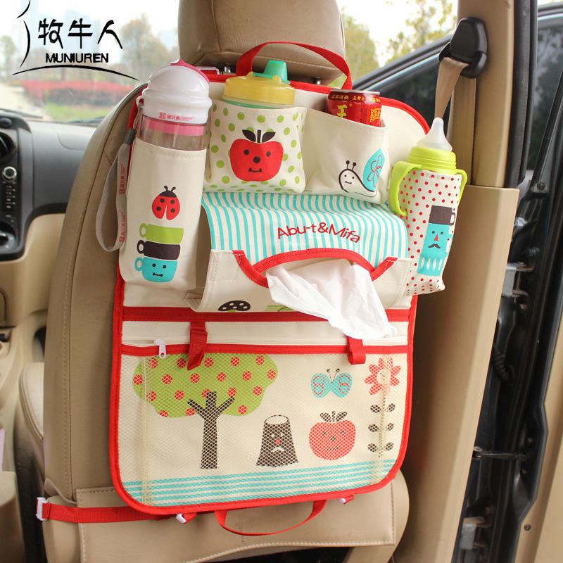 MUNIUREN-Cute-Cartoon-Car-Seat-Back-Organizer-Multi-Pocket-Storage-Bags-Hanging-Pocket-Car-Organizador-Bags-Car (3)