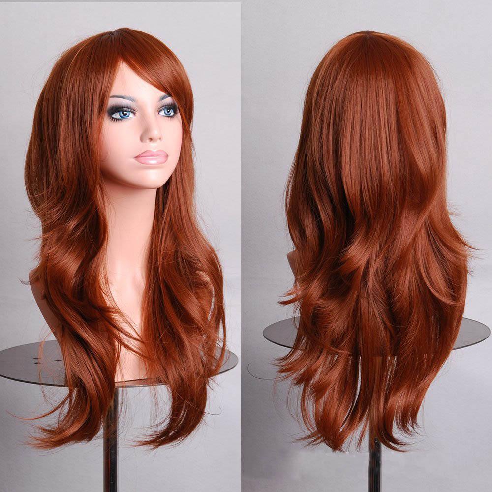 Phenomenal Online Get Cheap Long Wig Hairstyles Aliexpress Com Alibaba Group Short Hairstyles Gunalazisus